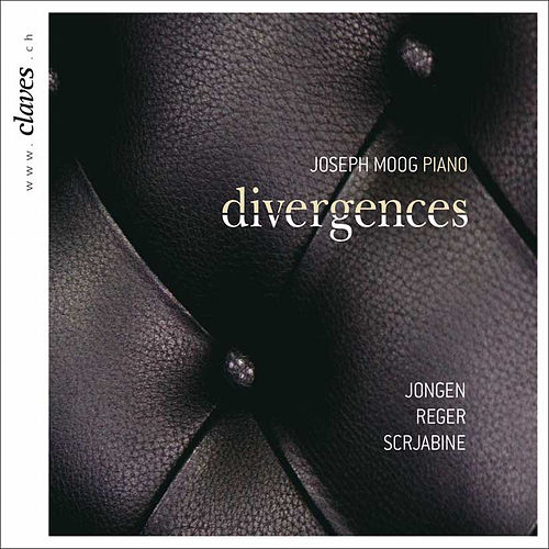Joseph Moog: Divergences by Various Artists