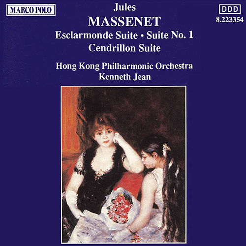 Orchestral Suites by Jules Massenet