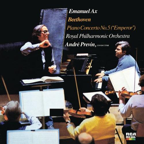Beethoven: Piano Concerto No. 5 'Emperor' & Fantasia in C Minor, Op. 80 by Emanuel Ax