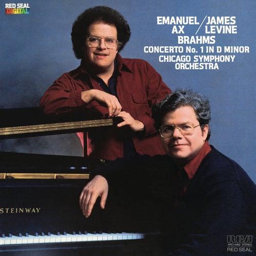 Brahms: Piano Concerto No. 1, Op. 15 de Emanuel Ax