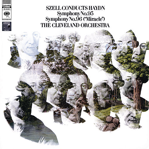Szell Conducts Haydn Symphonies 95 & 96 by George Szell