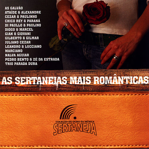 As Sertaneias Mais Romanticas de Various Artists