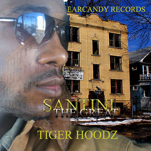 Tiger Hoodz by Santini The Great