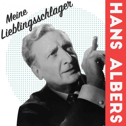 Meine Lieblingsschlager de Hans Albers