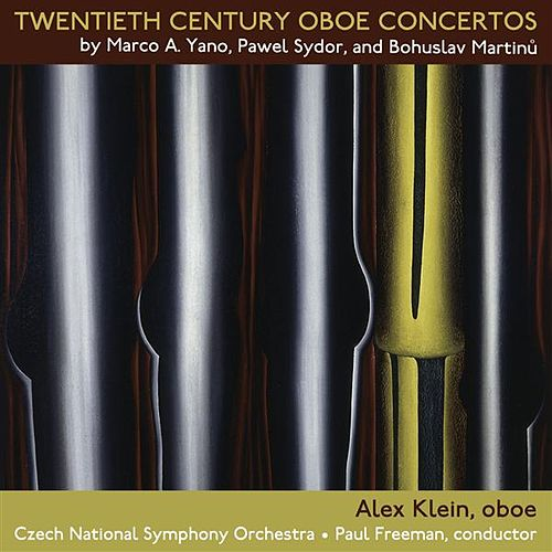 Twentieth Century Oboe Concertos de Alex Klein