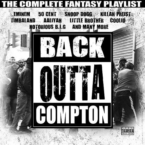 Back Outta Compton de Various Artists