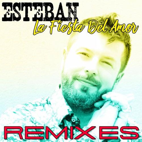 La Fiesta Del Amor: Remixes de Esteban