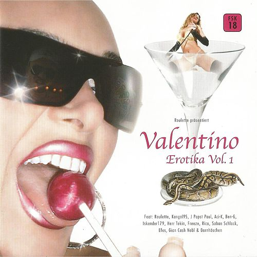 Erotika, Vol. 1 by Valentino