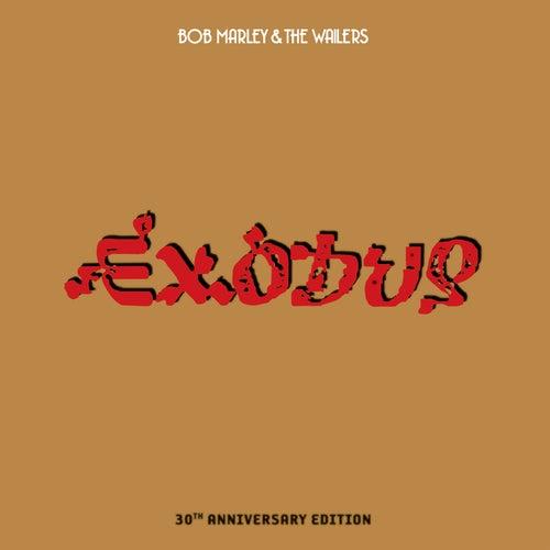 Exodus 30th Anniversary Edition de Bob Marley & The Wailers