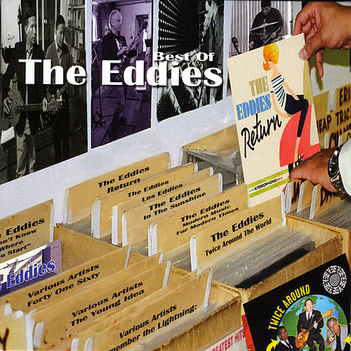 The Best of the Eddies von The Eddies