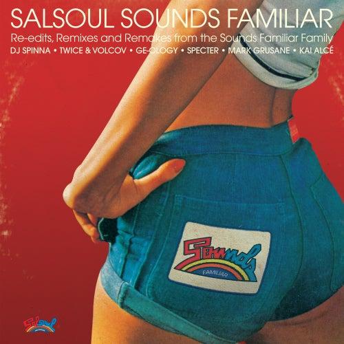 Salsoul Sounds Familiar de Various Artists