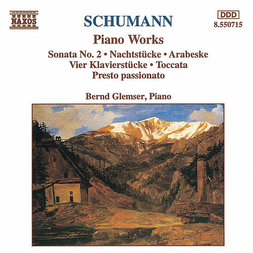 Piano Works fra Robert Schumann