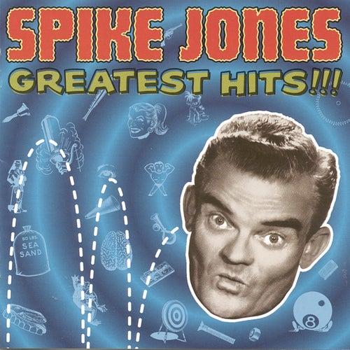 Greatest Hits!!! de Spike Jones