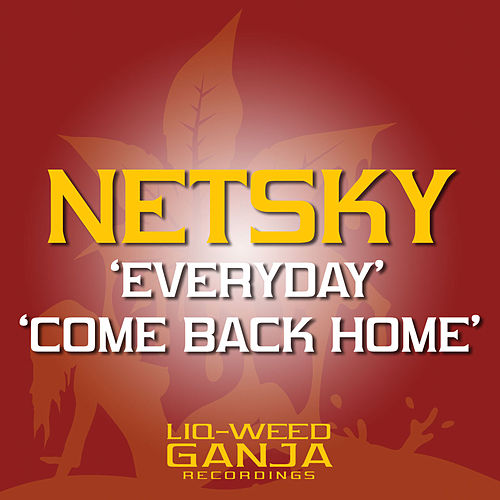 Everyday / Come Back Home von Netsky