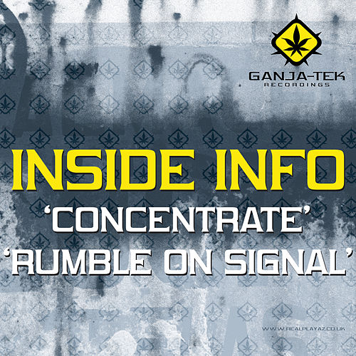Concentrate / Rumble on Signal de InsideInfo