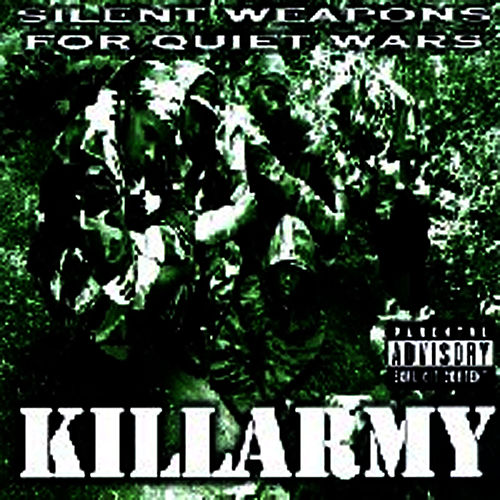 Silent Weapons For Quiet Wars de Killarmy
