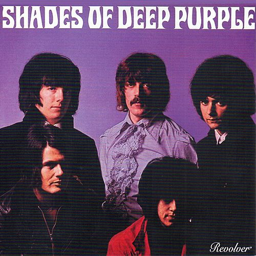 Shades Of Deep Purple de Deep Purple