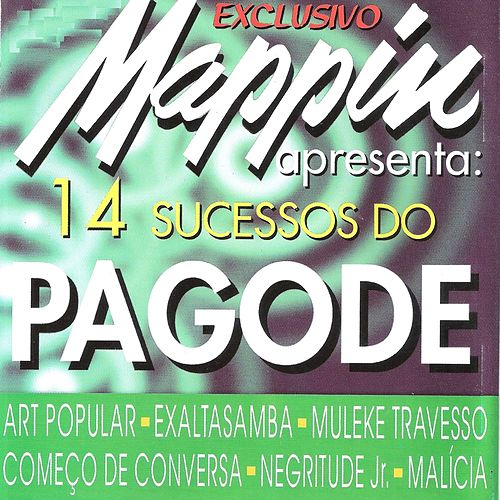 Mappin Apresenta: 14 Sucessos do Pagode by Various Artists