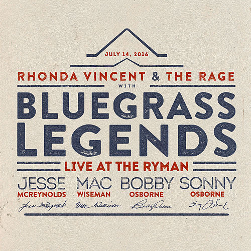 Live at The Ryman by Various Artists