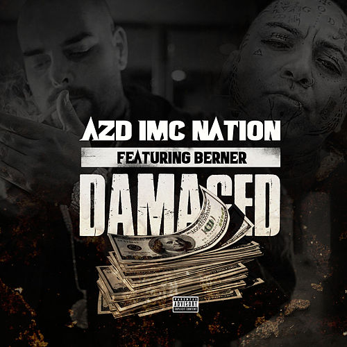 Damaged (feat. AZD) by Berner