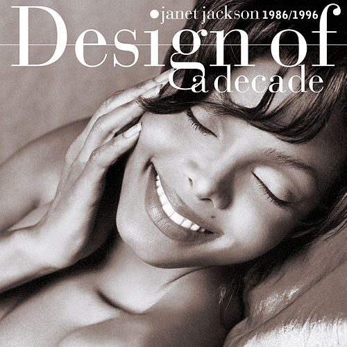 Design Of A Decade 1986/1996 de Janet Jackson