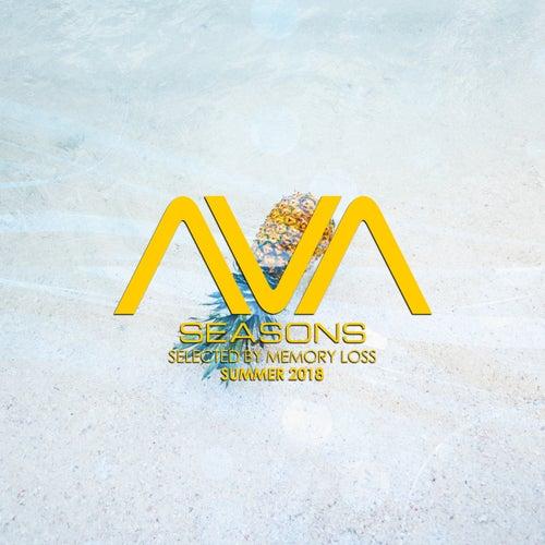 AVA Seasons selected by Memory Loss - Summer 2018 van Various Artists
