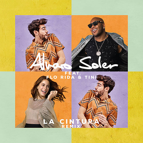 La Cintura (Remix) van Alvaro Soler