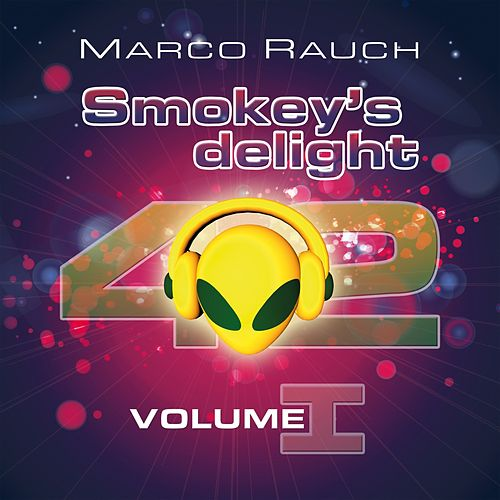 Smokey's Delight 42, Vol. 1 by Marco Rauch