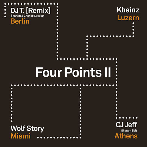 Four Points II - Single by Various Artists