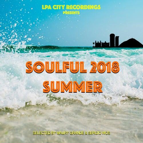Soulful Seasons 2018 - Summer de Various Artists