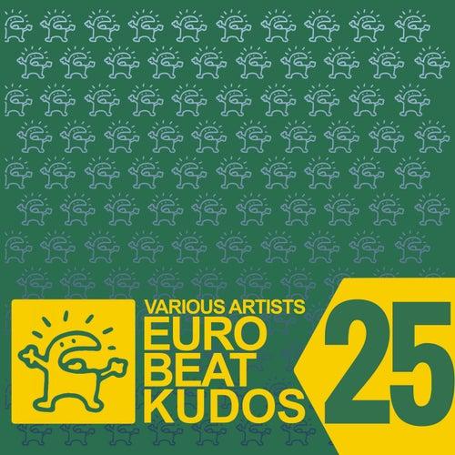 Eurobeat Kudos 25 von Various Artists