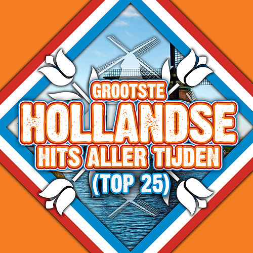 De Grootste Hollandse Hits Allertijden (Top 25) de Various Artists