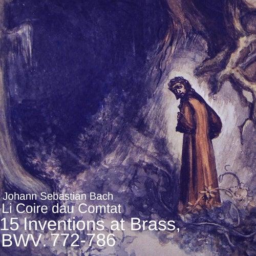 15 Inventions at Brass, BWV: 772-786 von Li Coire dau Comtat