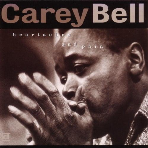 Heartaches And Pains de Carey Bell