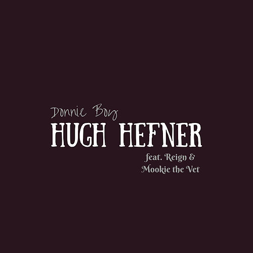 Hugh Hefner de Donnie Boy