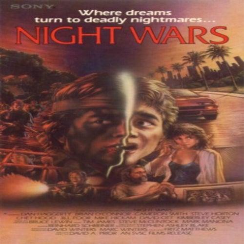 Night Wars (Original Motion Picture Soundtrack) de Mark Mancina