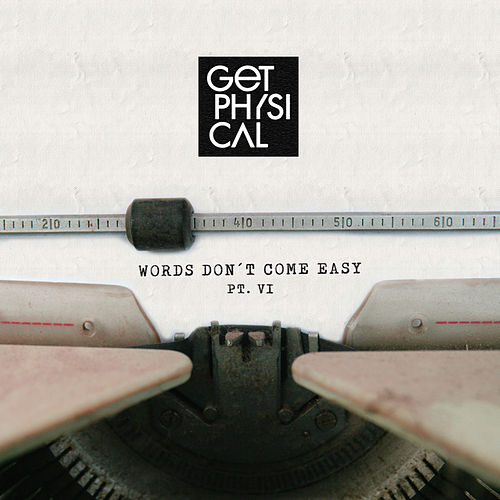 Words Don't Come Easy, Pt. 6 von Various Artists