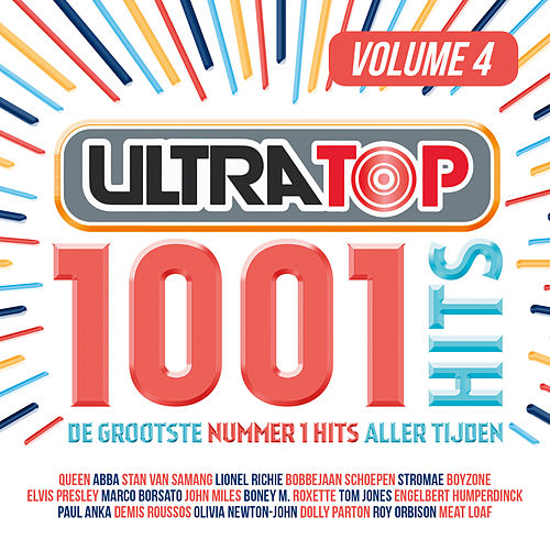 Ultratop 1001 Hits vol. 4 de Various Artists