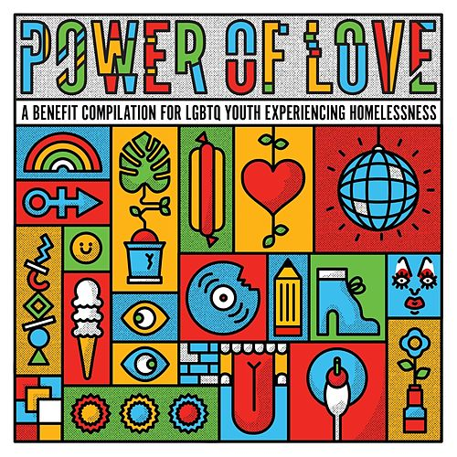 Power of Love by Various Artists