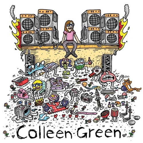 I Wanna Be Ignored by Colleen Green