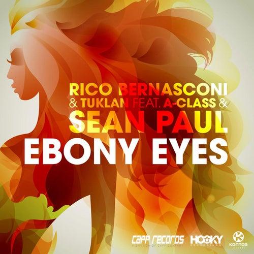 Ebony Eyes (feat. A-Class & Sean Paul) by Rico Bernasconi