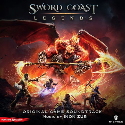 Sword Coast Legends (Original Game Soundtrack) by Inon Zur