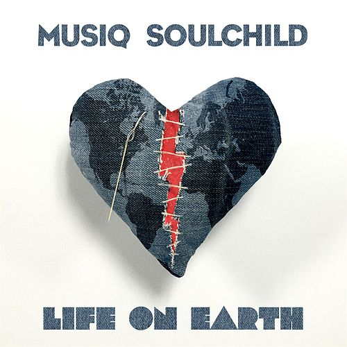 Life On Earth (Deluxe Edition) de Musiq Soulchild