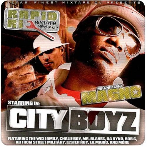City Boyz de Various Artists