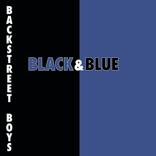 Black & Blue by Backstreet Boys