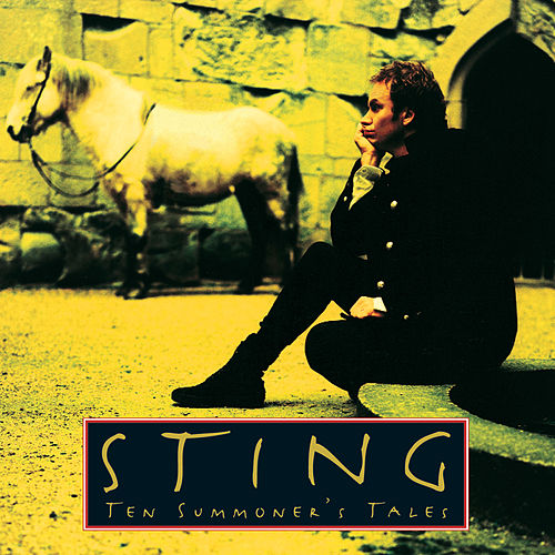 Ten Summoner's Tales de Sting