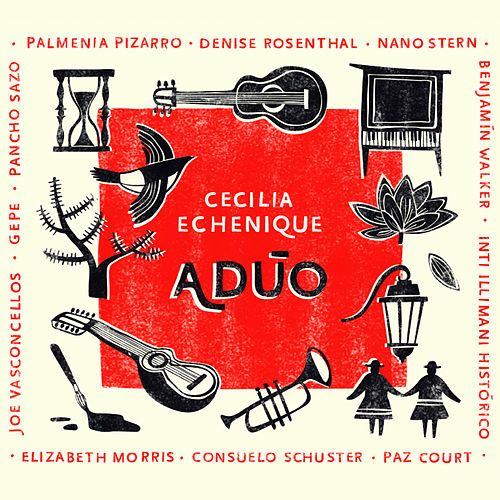 A Dúo by Cecilia Echenique