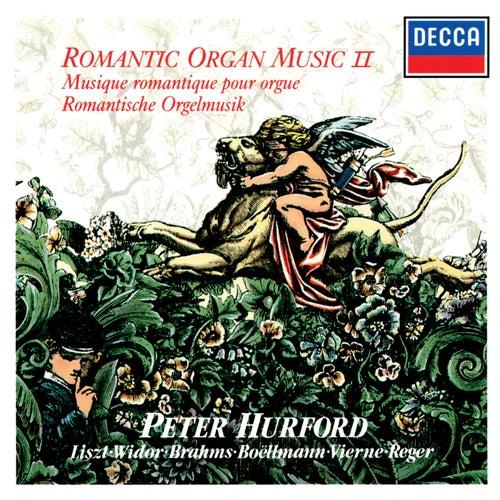 Romantic Organ Music, Vol. 2 de Peter Hurford