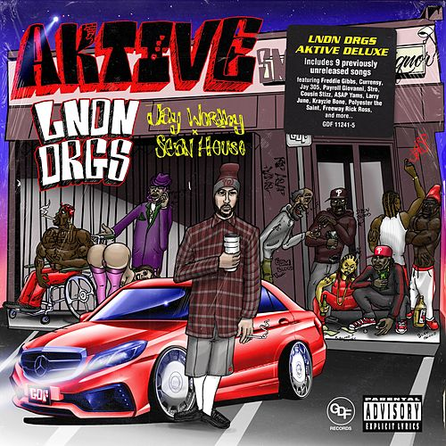 Tomorrow (feat. Freddie Gibbs) by LNDN DRGS