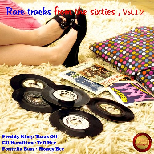 Rare Tracks from the Sixties, Vol. 12 de Various Artists